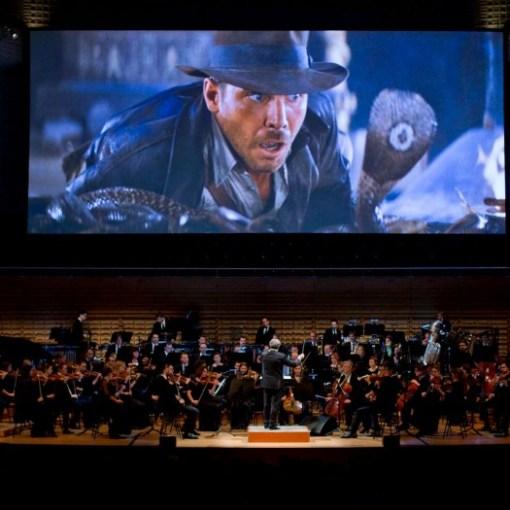 Indiana Jones Raiders premiere 2 - credit 21st Century Productions & KKL Lucerne