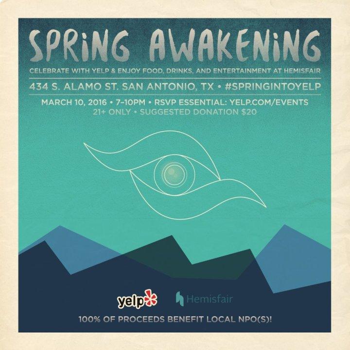 San Antonio Yelp Spring Awakening