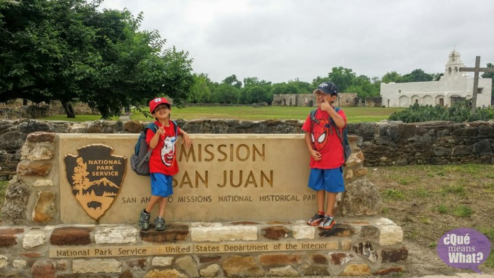 Mission San Juan National Park