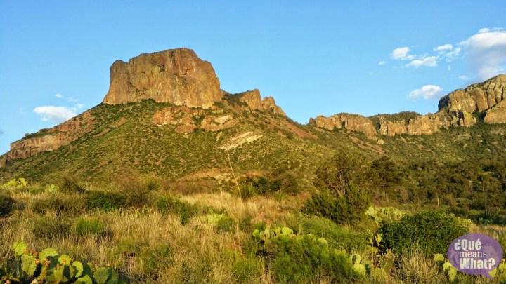 Big Bend National Park - Que Means What