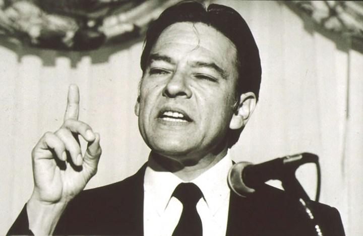 William C. Velásquez, founder of Southwest Voter Registration and Education Project
