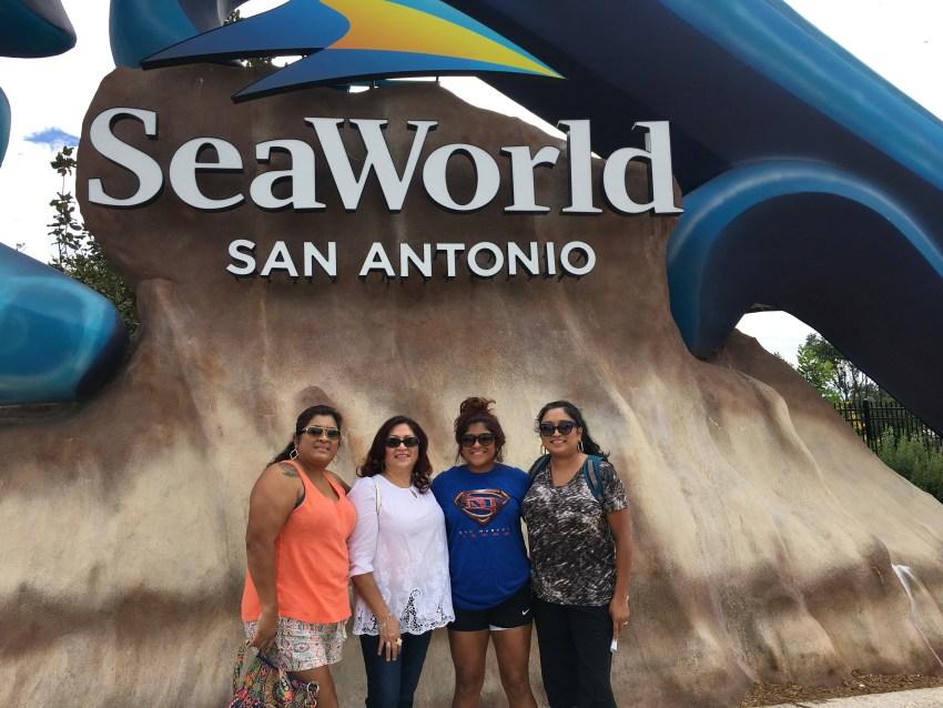 Sea World San Antonio - Que Means What