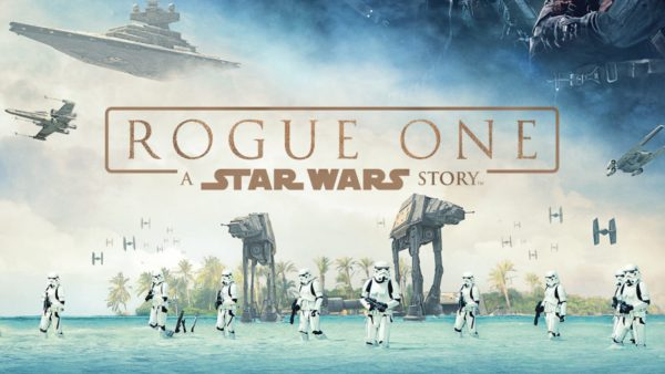 Rogue One Movie Poster :: Lucasfilm Ltd. All Rights Reserved