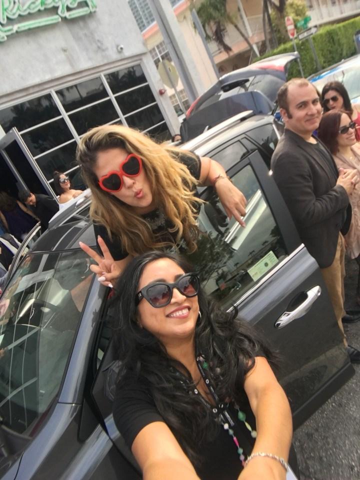 Toyota Somos Imparables Event at Hispanicize