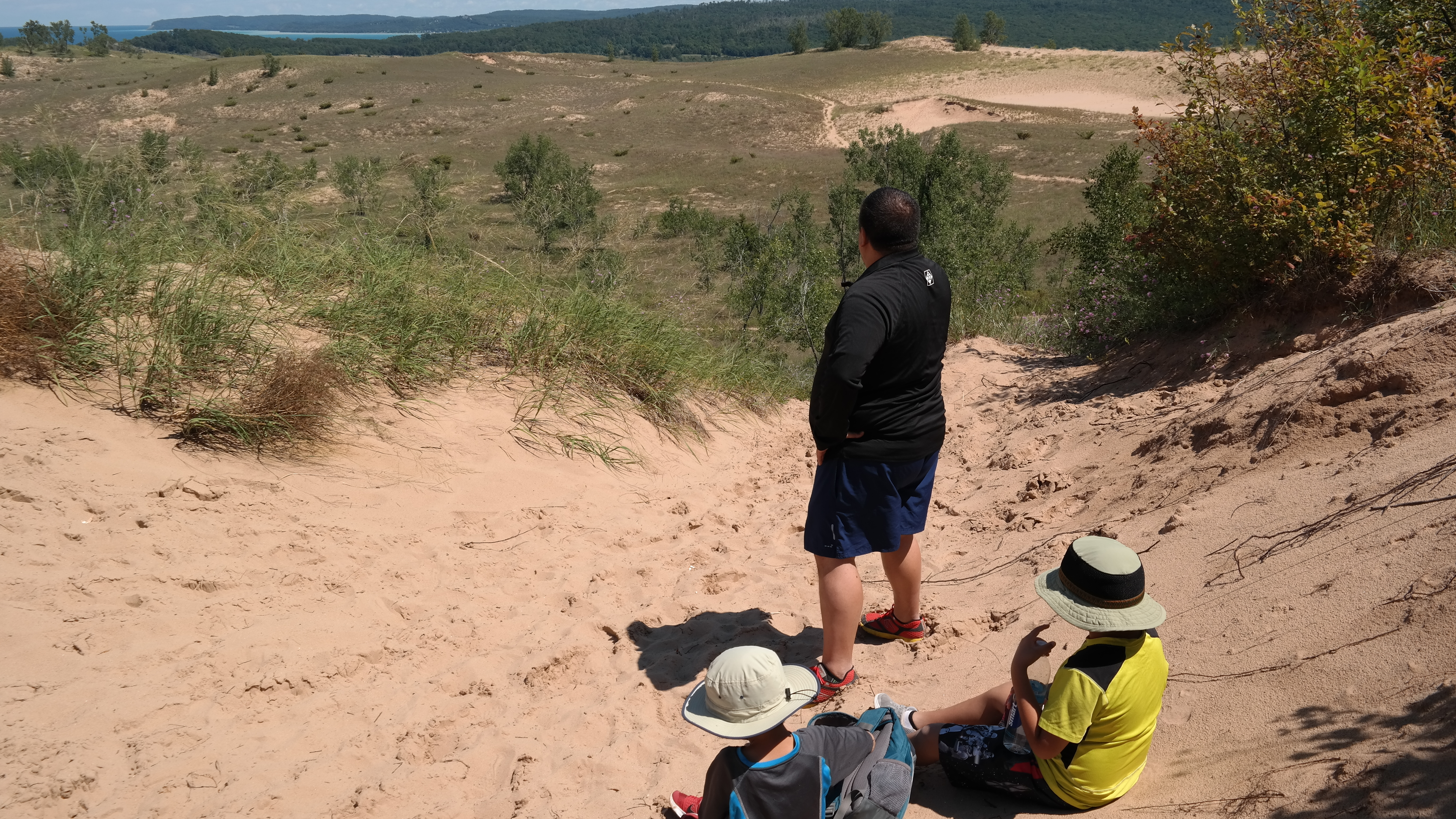 Find New Roads in Traverse City and Sleeping Bear Dunes National Lakeshore