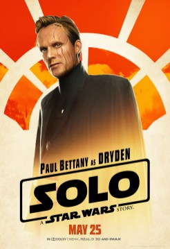 HanSolo Dryden Movie Poster