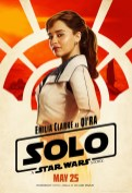 HanSolo Qira Movie Poster
