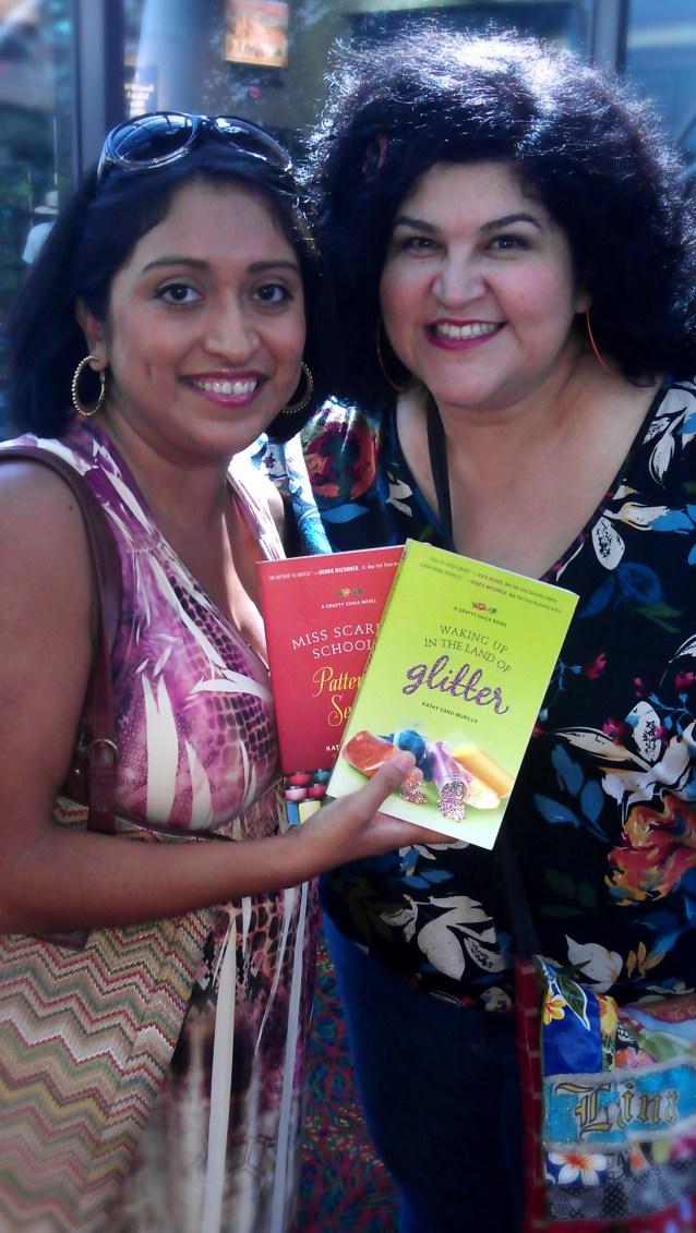 Melanie and Kathy, San Antonio, TX 2012