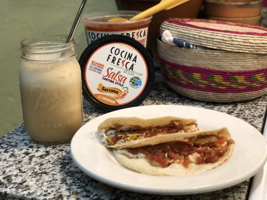 Breakfast Hacks for Tacos and Cocina Fresca