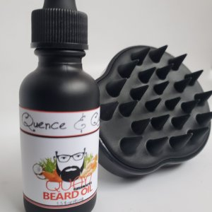 Beard Massage Brush