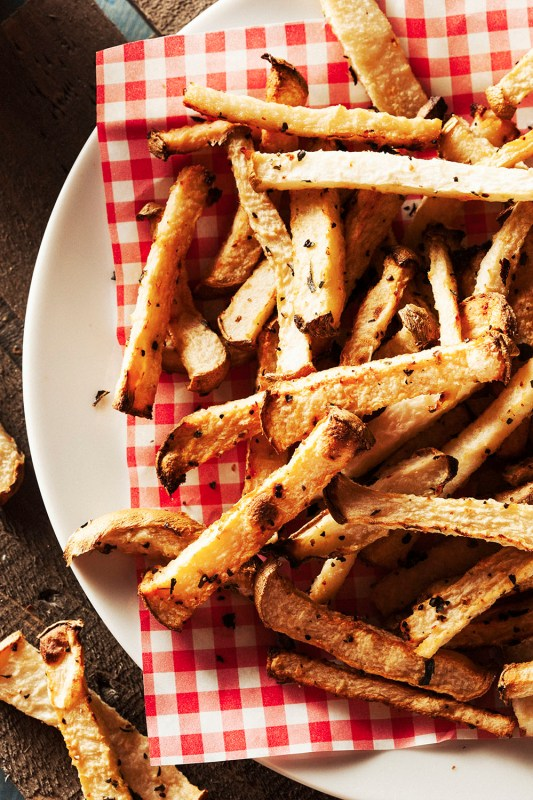 Organic Belgium Fries for Poutine