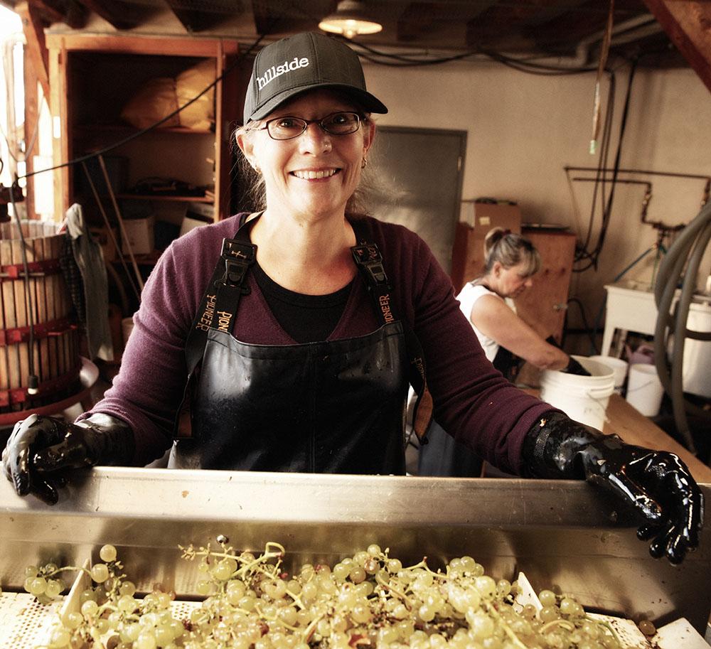 Kathy Malone Hillside Estate Winery
