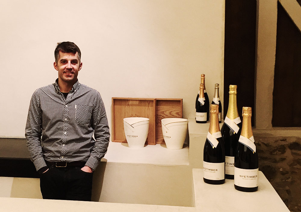 Winemaker Brad Greatrix