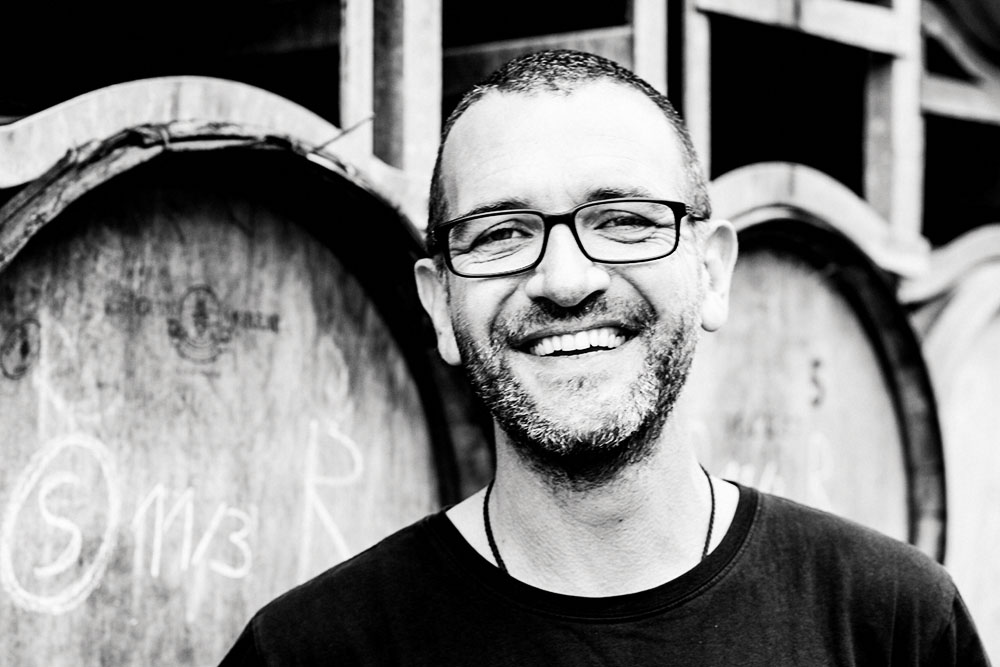 Clive Dougall, Seresin Winemaker