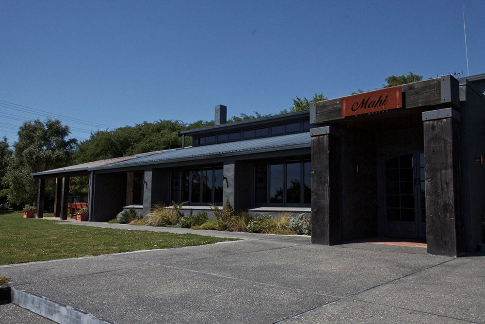 Mahi winery and cellar door