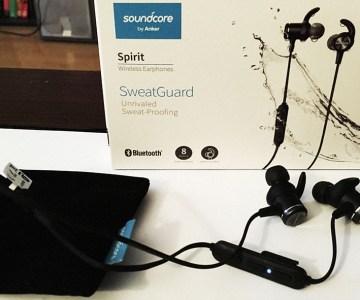 Soundcore Spirit Sports Earphones