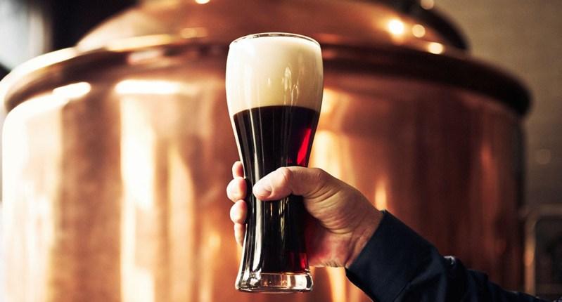Big brewers craft beer