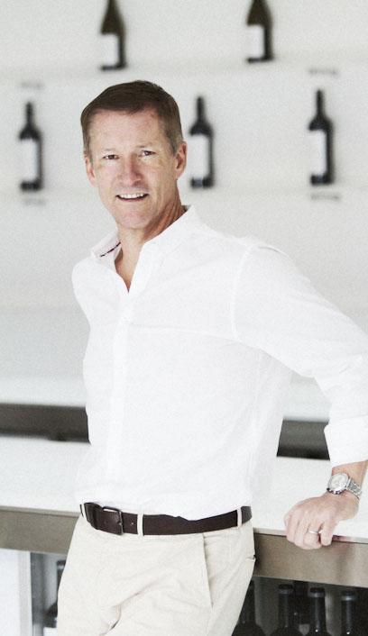cult wine creator John Skinner