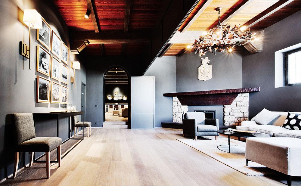 Bodegas Montecillo lounge