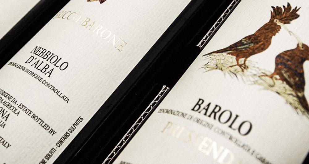 Nebbiolo Marziano winery