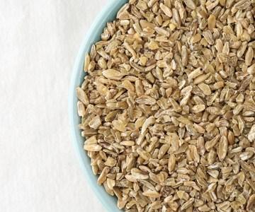 Ancient grains freekeh