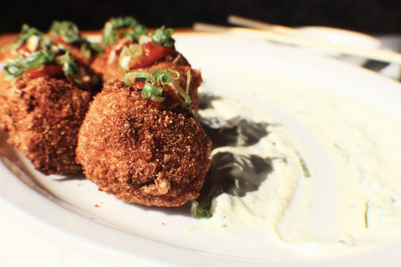 Castaway Conch Fritters