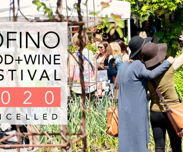 Tofino Food and Wine Festival Cancelled