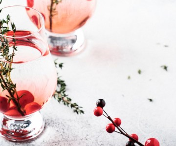 Holiday Libations Spirits
