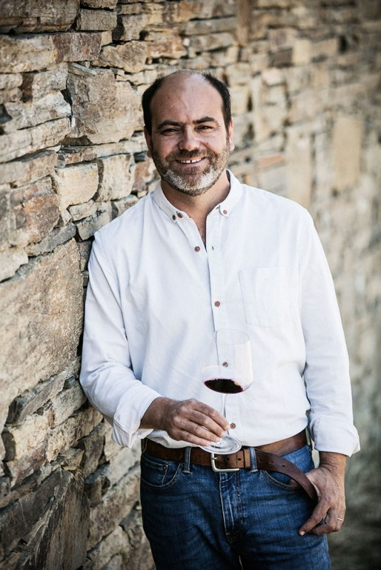 Francisco Olazbal from the Douro Boys