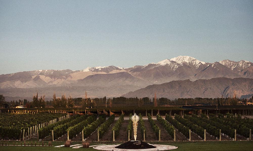 Bodega Norton makes Argentinian red wine