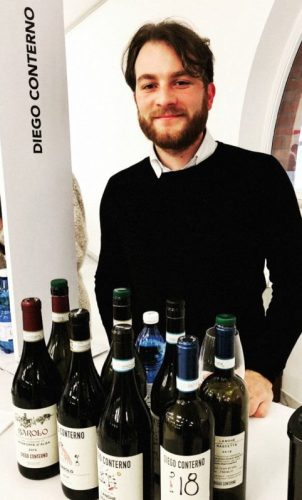 Stefano Conterno, winemaker Barolo DOCg