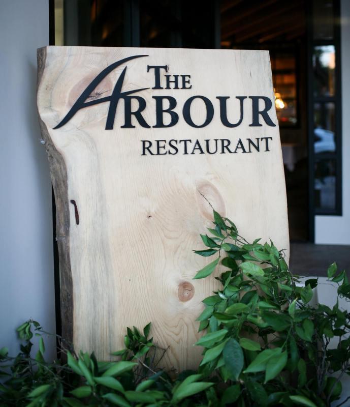 Arbour Restaurant, Pasadena