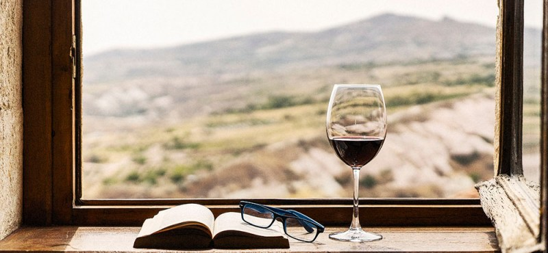 Five Minutes More - a wine book by Tony Aspler