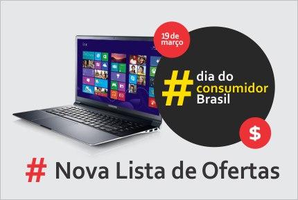 nova lista de ofertas dia do consumidor brasil