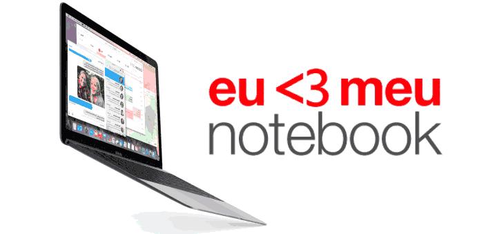 eu amo meu notebook 2015