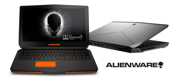 Notebook Gamer Dell Alienware AW-17R3-A10 com NVIDIA GeForce GTX 970M