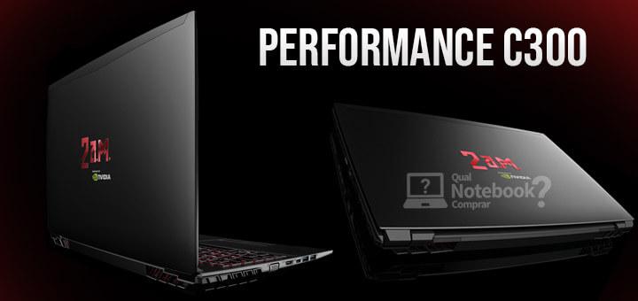 Notebook 2AM Performance C300 promoção menor preço