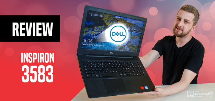 Review Notebook Dell Inspiron I15-3583-A30P M30P U30P Core i7 Análise completa
