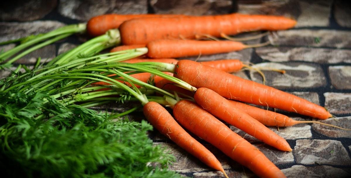 zanahorias vitaminas