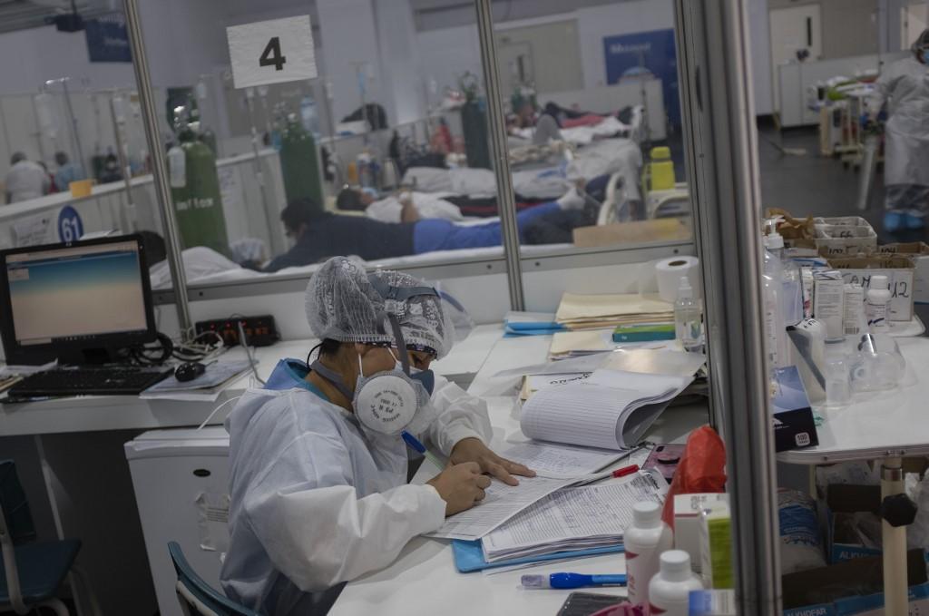 vacunas Sinopharm China Perú