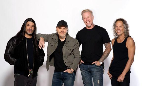 Metallica Nuevo Album Elton John Miley Cyrus