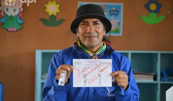 voto nulo en ecuador