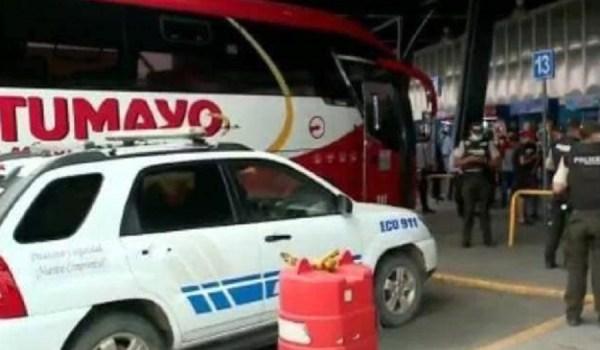 bus Durán