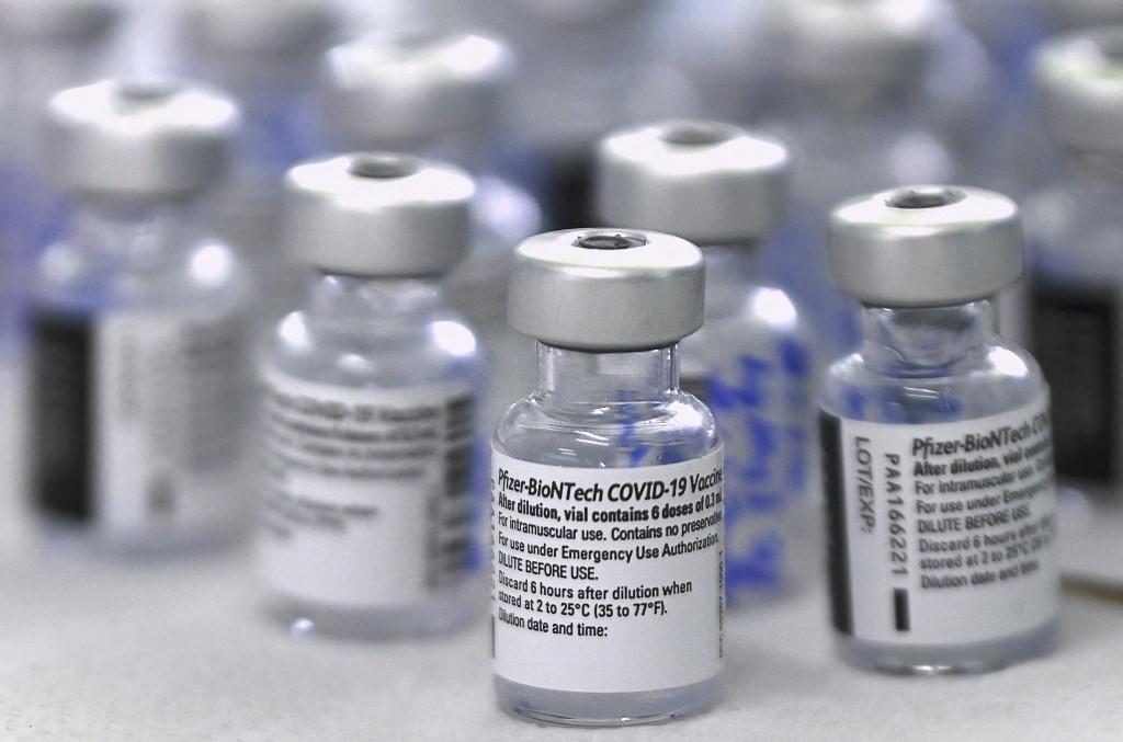 Pfizer Vacuna Adolescentes