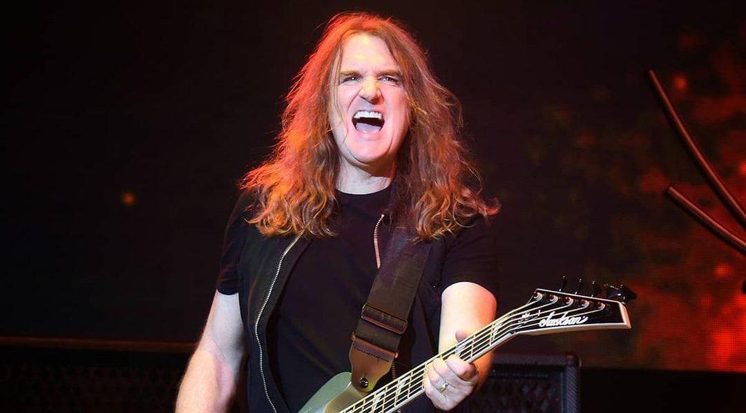 Acoso Sexual David Ellefson Megadeth