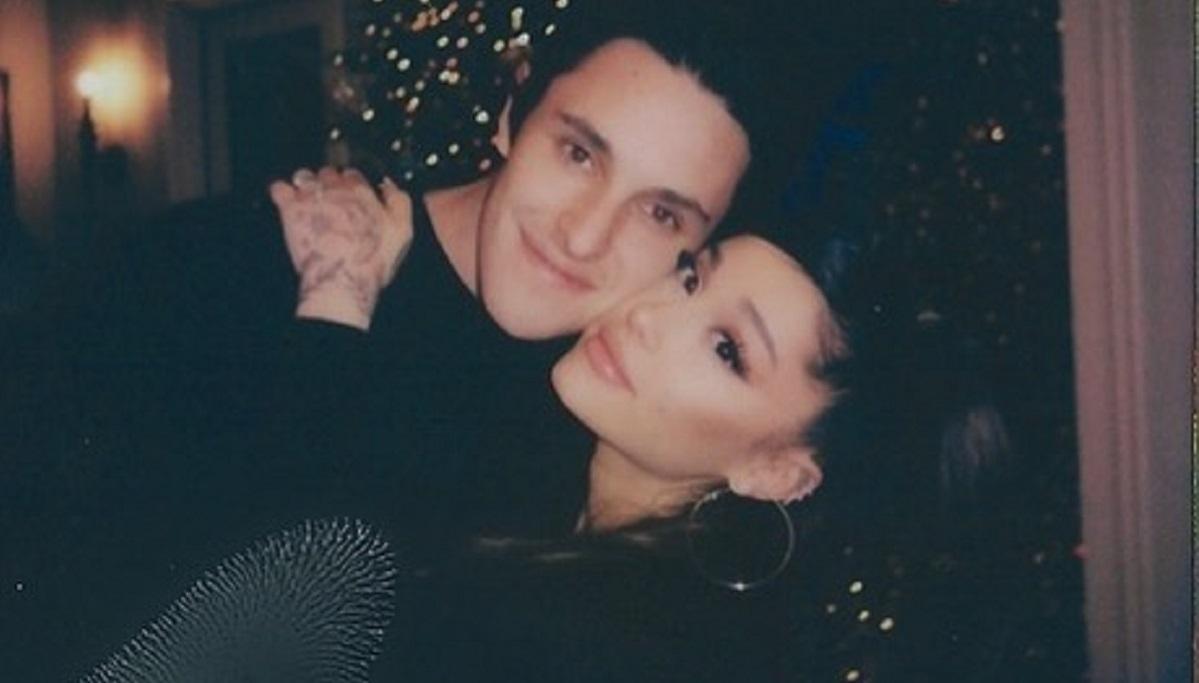 Ariana grande boda