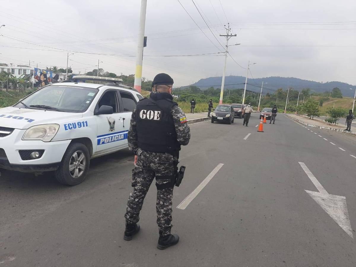 Asesinato del policía en Guamaní