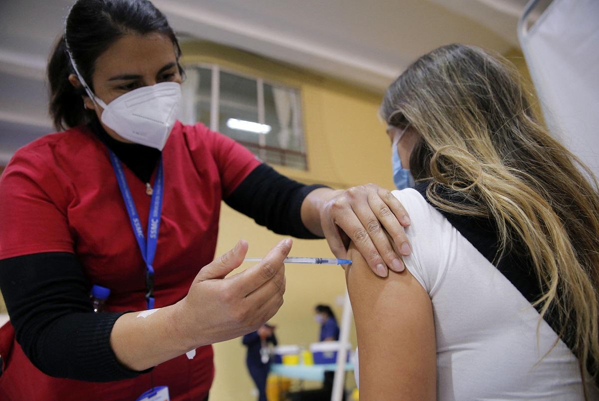 Vacuna Cansino efectos secundarios