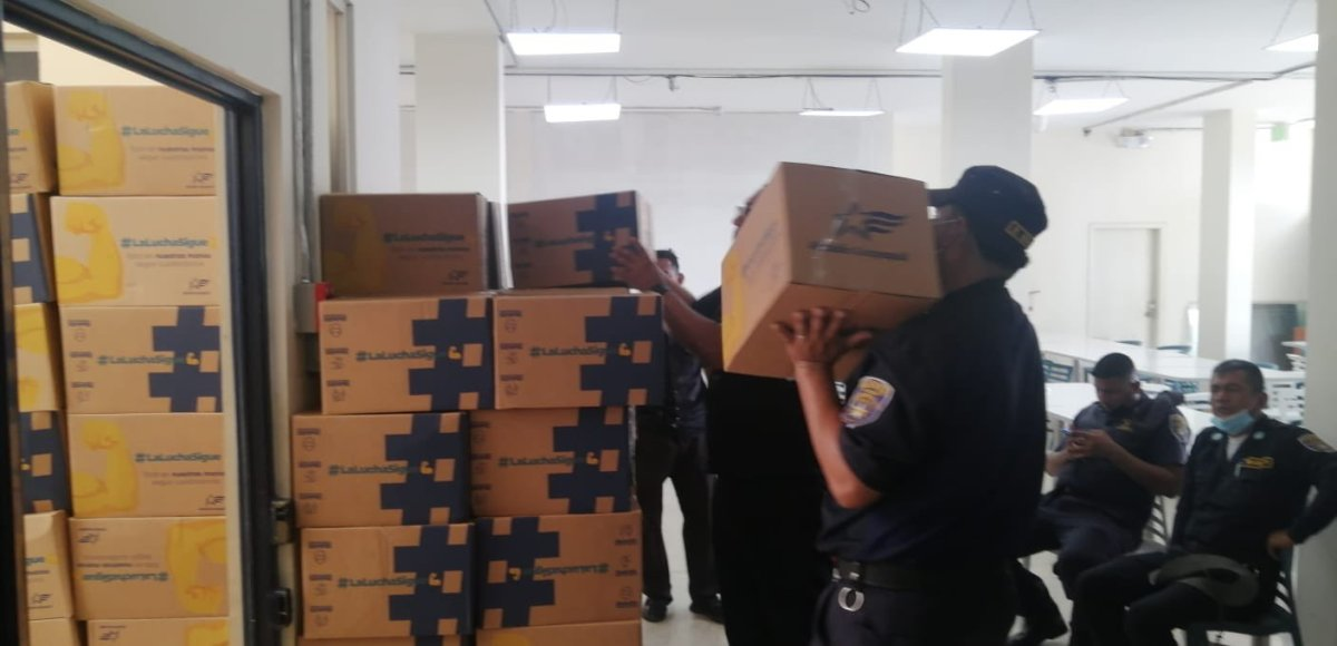 kits del municipio guayaquil