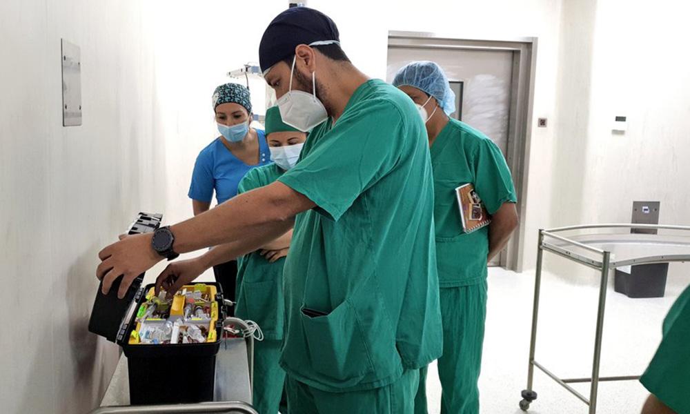 Hospital de Lago Agrio